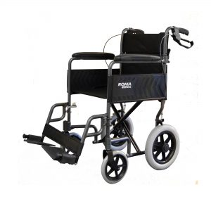 1235 : Lightweight Car Transit Wheelchair
