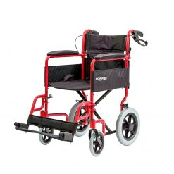 1235 : Lightweight Car Transit Wheelchair