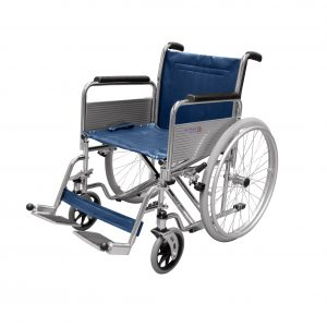 1472 : Heavy Duty Self-Propelled Wheelchair