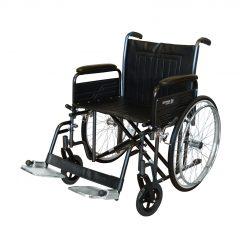 1473 : Heavy Duty Self-Propelled Wheelchair