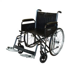 1473 : Heavy Duty Self-Propelled Wheelchair