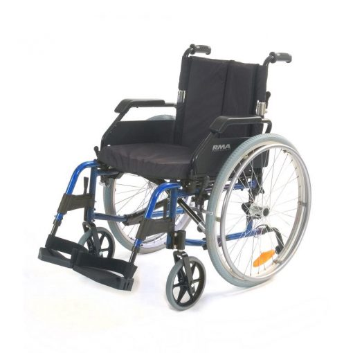 1500BL : Lightweight Self-Propelling Wheelchair