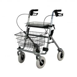 2410 : Safety Walker 4 Wheel Rollator