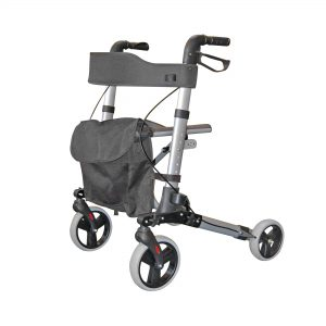 2465 : City Walker - Lightweight Folding Rollator