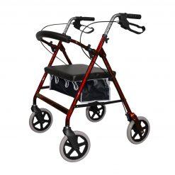2467 : Heavy Duty 4 Wheeled Walker