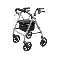 2470 : Lightweight 4 Wheel Rollator