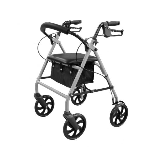 2470 : Lightweight 4 Wheel Rollator
