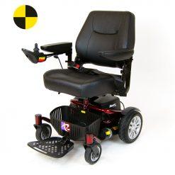 Roma Reno Elite Captain Seat Power Chair