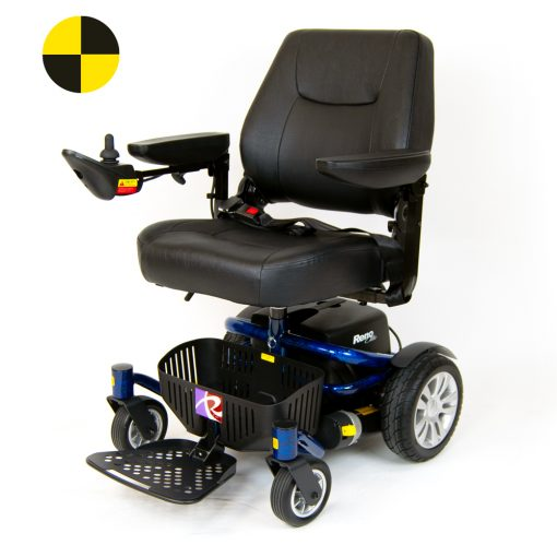 Roma Reno Elite Captain Seat Power Chair